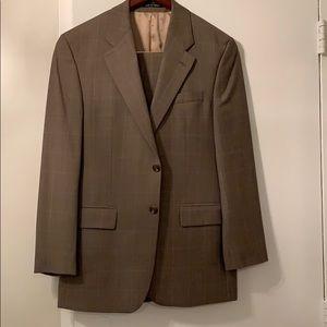 LAUREN Ralph Lauren pure wool men's suit